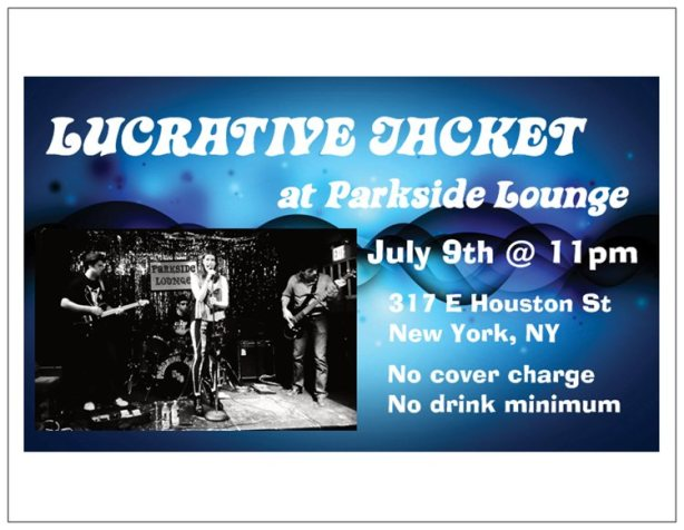 Parkside Lounge - July 9th 2013